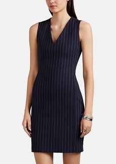 Rag & Bone Women's Lexi Pinstriped Cotton Dress