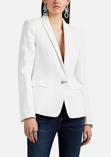 Rag & Bone Women's Lexington Cotton Piqué Blazer