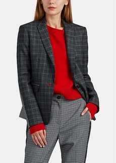 Rag & Bone Women's Lexington Wool-Blend One-Button Blazer