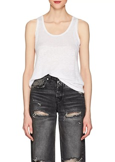 Rag & Bone Women's Lottie Slub Linen Tank