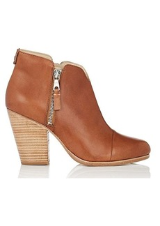 Rag & Bone Women's Margot Leather Ankle Boots