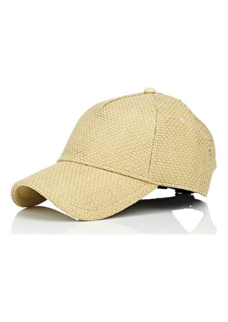4820d7d8394 Rag   Bone Rag   Bone Women s Marilyn Straw Baseball Cap