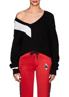 Rag & Bone Women's Oversized Cotton Cricket Sweater