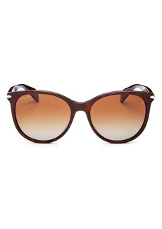 rag & bone Women's Polarized Round Sunglasses, 54mm