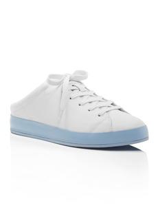 rag & bone Women's Rb1 Leather Sneaker Mules