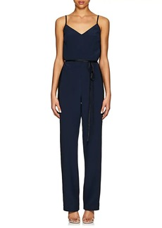 Rag & Bone Women's Rosa Colorblocked Silk Jumpsuit