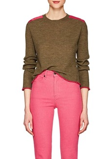 Rag & Bone Women's Rowan Merino Wool Sweater