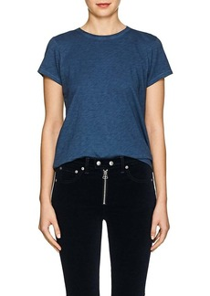 Rag & Bone Women's Slub Cotton T-Shirt