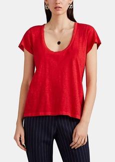 Rag & Bone Women's Slub Pima Cotton Jersey T-Shirt