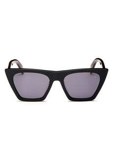 rag & bone Women's Square Sunglasses, 51mm
