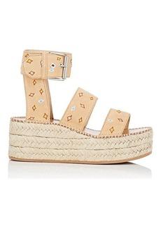 Rag & Bone Women's Tara Suede Wedge Sandals