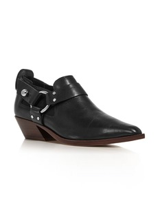 rag & bone Women's Westin Harness Ankle Booties