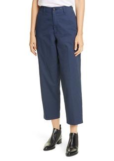 rag & bone Workman Side Stripe Crop Pants