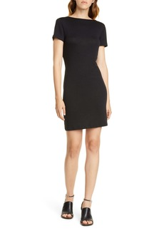 rag & bone Wrap Back Minidress