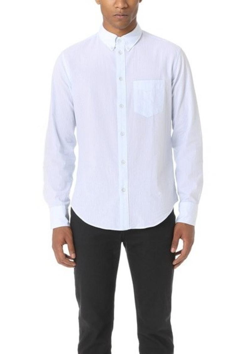 Rag bone rag bone yokohama shirt casual shirts for Rag and bone mens shirts sale