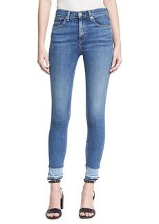 """rag & bone/JEAN 10"""" Capri Skinny Denim Jeans"""