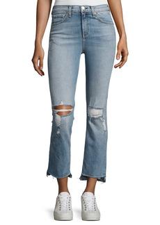 rag & bone/JEAN 10-inch Stove Pipe Denim Jeans