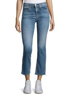 rag & bone/JEAN 10 Inch Stove Pipe Jeans