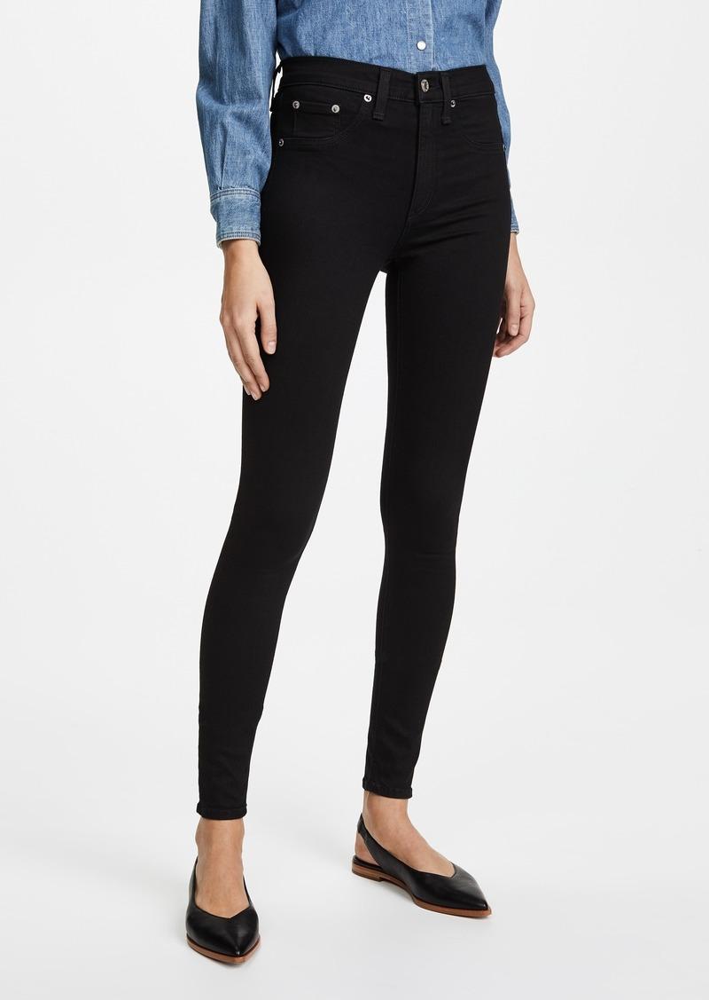 Rag & Bone/JEAN 10 Skinny Jeans