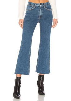 rag & bone/JEAN Ankle Justine Wide Leg. - size 23 (also in 24,25,26,27,28,29,30)