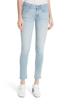 rag & bone/JEAN Ankle Skinny Jeans (Nelly)