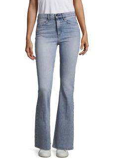 rag & bone/JEAN Bella High-Rise Flare Jeans