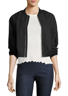 rag & bone/JEAN Bristol Embroidered Bomber Jacket