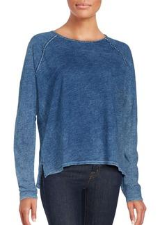 rag & bone/JEAN Camden Long-Sleeve Sweatshirt