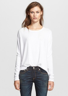 rag & bone/JEAN 'Camden' Long Sleeve Top