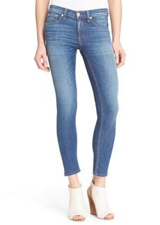 rag & bone/JEAN Capri Crop Skinny Jeans (Rae)