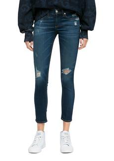 rag & bone/JEAN Capri Skinny Jeans (Collette)