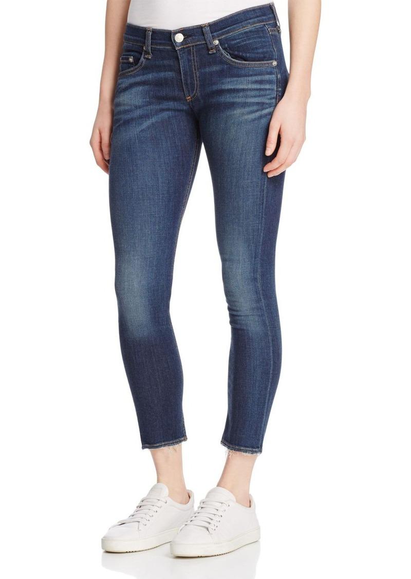 rag & bone/JEAN Capri Skinny Jeans in Orson