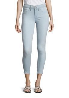 rag & bone/JEAN Fade Capri Skinny Jeans