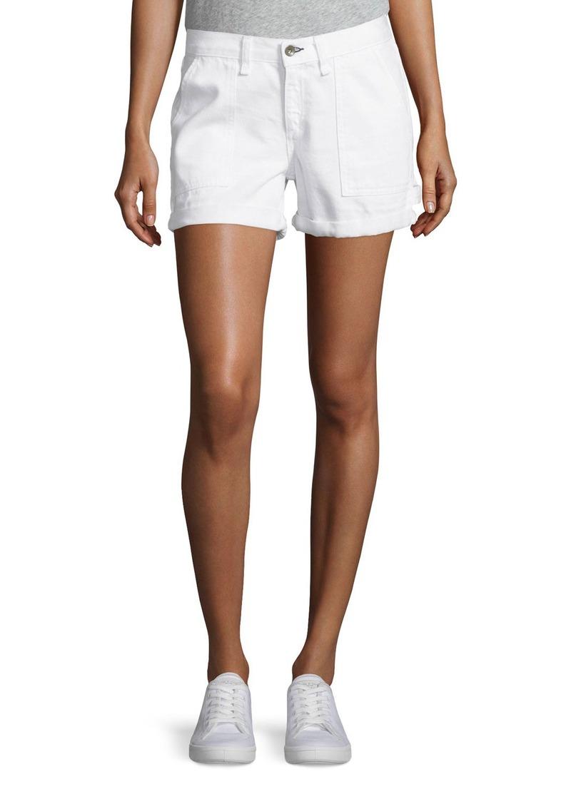 rag & bone/JEAN Carpenter Cuffed Shorts