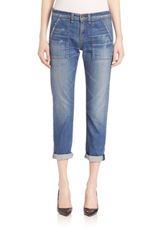 rag & bone/JEAN Carpenter Dre Delancy Boyfriend Jeans