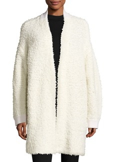 rag & bone/JEAN Cora Textured Sweater Coat