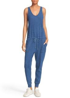 rag & bone/JEAN Cotton Jumpsuit