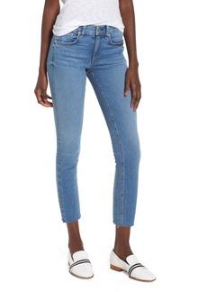 rag & bone/JEAN Crop Skinny Jeans (Levee)