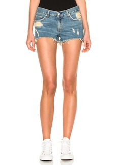 rag & bone/JEAN Cut Off Short