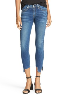 rag & bone/JEAN Cutoff Capri Jeans (Hampton)