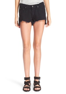 rag & bone/JEAN Cutoff Denim Shorts