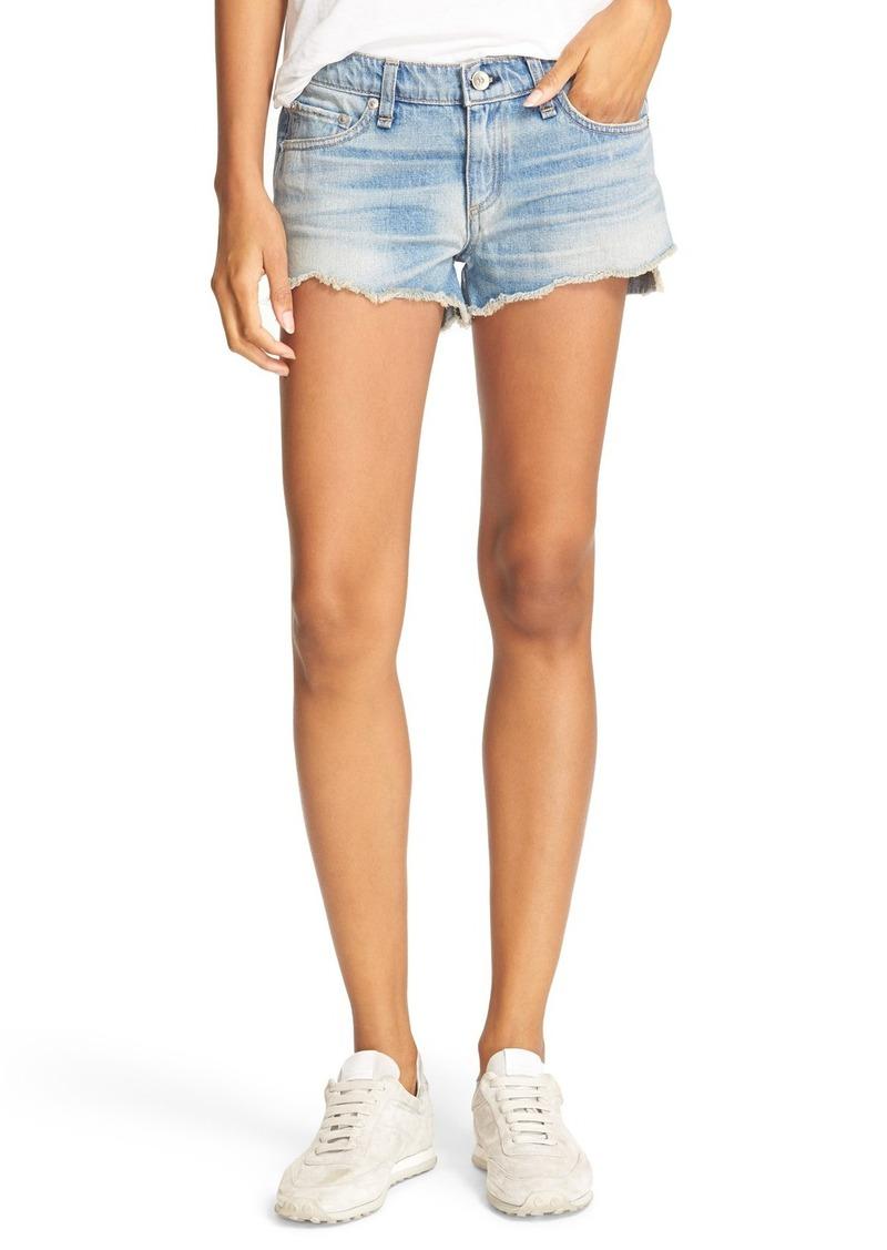 2c203ff044758 Rag   Bone rag   bone JEAN Cutoff Denim Shorts (La Quinta)