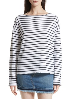 rag & bone/JEAN Dakota Long Sleeve Tee