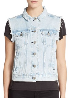 rag & bone/JEAN The Denim Vest