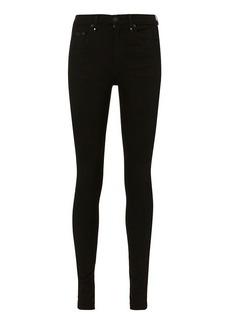 Rag & Bone/JEAN Dive Studded Leg Skinny Jeans