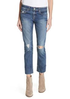 rag & bone/JEAN Dre Ankle Slim Boyfriend Jeans (Deville)
