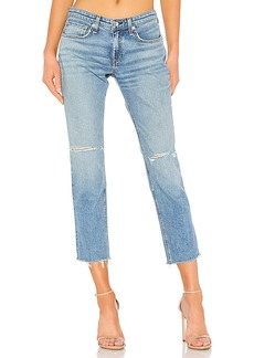 Rag & Bone Dre Low Rise Ankle Slim Boyfriend