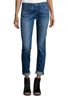rag & bone/JEAN Dre Low-Rise Cropped Jeans