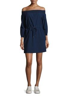 rag & bone/JEAN Drew Off-the-Shoulder Dress