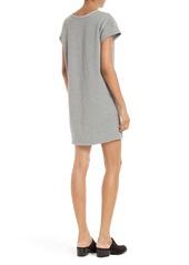 rag & bone/JEAN Eyelet Cotton T-Shirt Dress